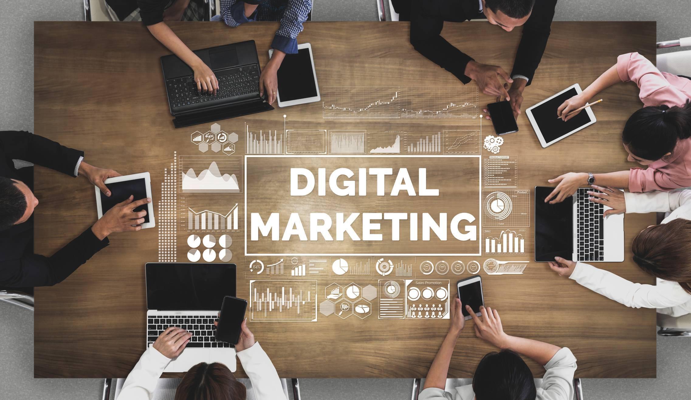 Les enjeux du marketing digital