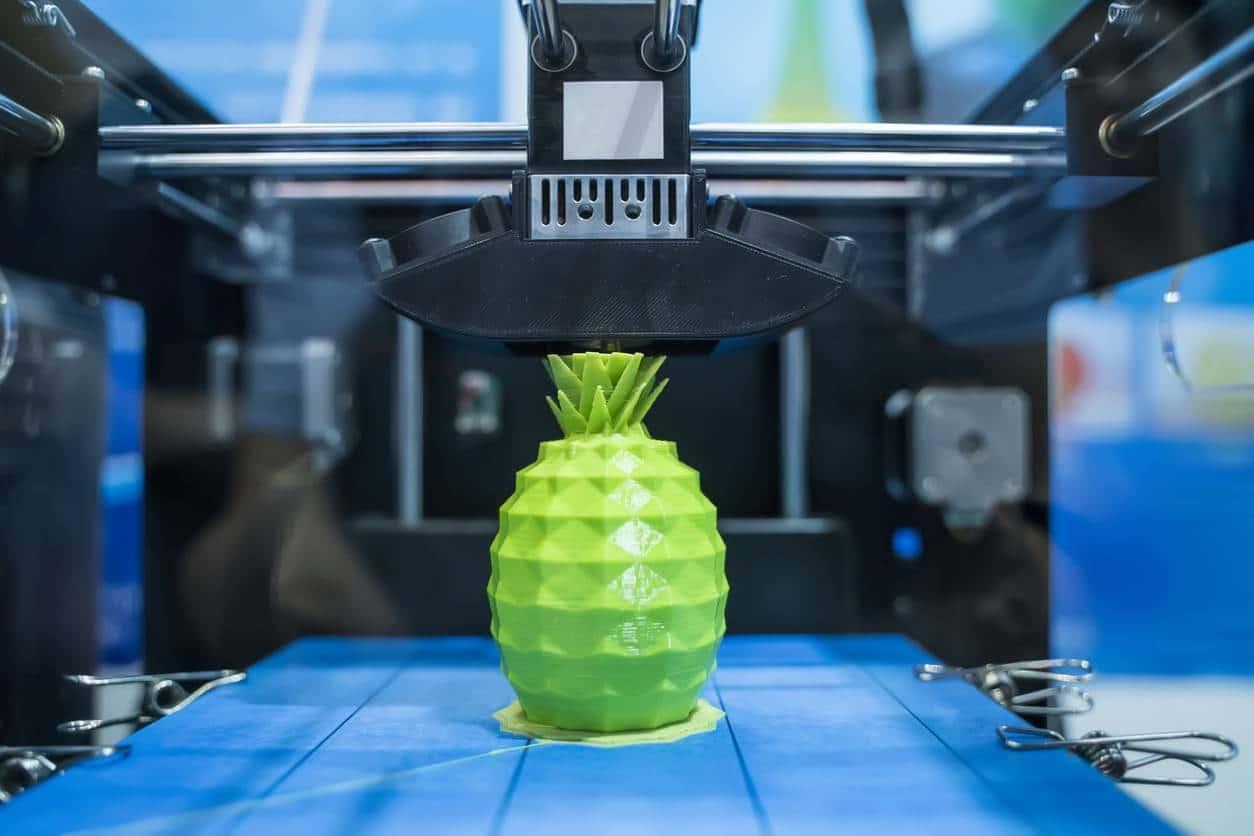 imprimante 3D et modélisation